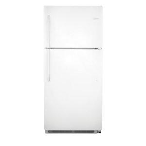 20.4 Cu. Ft. Top Freezer Refrigerator - WHITE