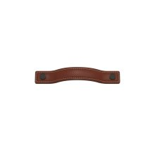 Button Bow 160 In Chestnut And Antique Bronze