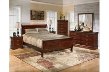 ALISDAIR KING SLEIGH BED ONLY