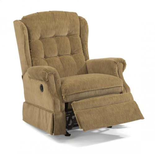 Hartford Fabric Power Recliner