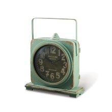 Iron Clock, Mineral