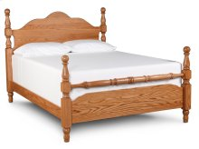 Plain Appalachian Bed, Queen