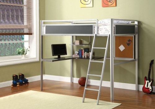 Alexa Twin Bed/workstation