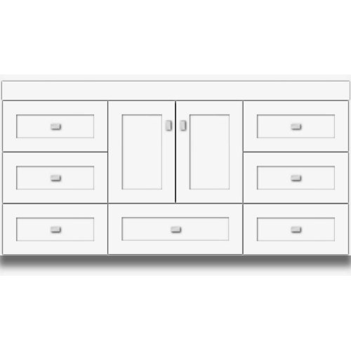 Montlake 34 1/2 in. tall vanity