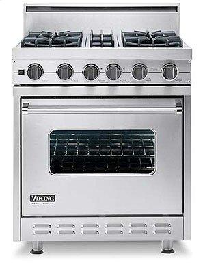 "Used 30"" Open Burner Range - VGSC (30"" wide range with four burners, single oven)"