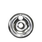 Smart Choice 8'' Chrome Drip Bowl Product Image