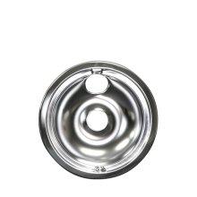 Smart Choice 8'' Chrome Drip Bowl