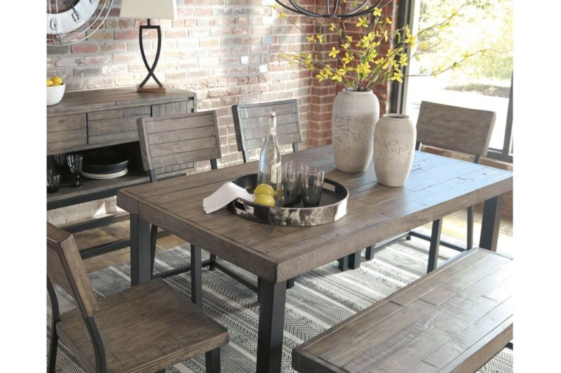 D57925 In By Ashley Furniture In Kirksville Mo Rectangular Dining