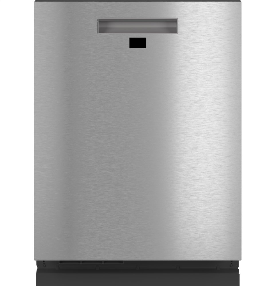 Cafe AppliancesCaf(eback) Smart Stainless Steel Interior Dishwasher With Sanitize And Ultra Wash & Dual Convection Ultra Dry In Platinum Glass