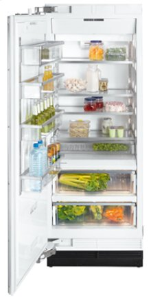 "30"" K 1813 SF Built-In Clean Touch Steel Refrigerator - 30"" Refrigerator"