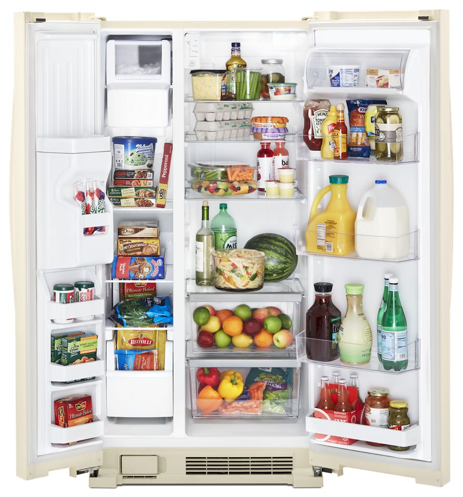 See Whirlpool Refrigerators In Mass Side X Side Wrs315sdhm
