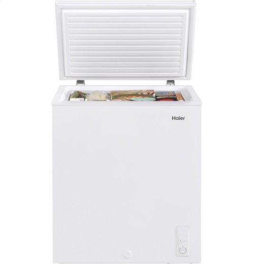 5.0 Cu. Ft. Chest Freezer