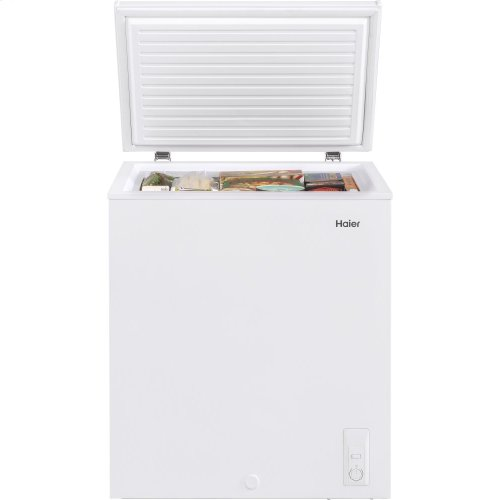 5.0 Cu. Ft. Chest Freezer