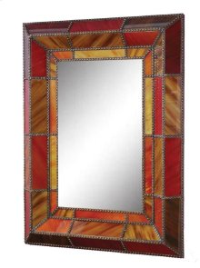 Regina Autumn Glass Mirror
