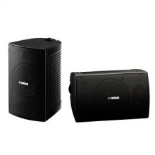NS-AW294 Black High Performance Outdoor Speakers