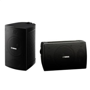 YamahaNS-AW294 Black High Performance Outdoor Speakers
