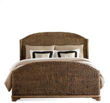 Sherborne Full/Queen Woven Headboard Toasted Pecan finish