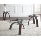 "Pitman 3-Pack Table Base, C-18""H, E- 22""H Product Image"
