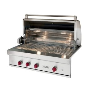 "Wolf42"" Outdoor Gas Grill"