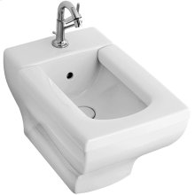 Bidets wall-mounted - White Alpin CeramicPlus