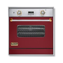 """30"""" Gas Oven, Natural Gas, Brass Accent"""