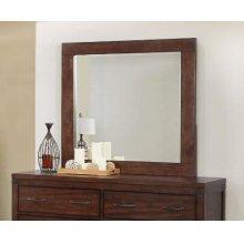 Artesia Dark Cocoa Dresser Mirror