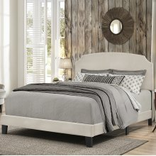 Desi Bed In One - Queen - Fog