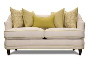 Cream Loveseat Product Image