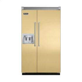 "Golden Mist 48"" Quiet Cool™ Side-by-Side with dispenser - VISB Tru-Flush™ (48"" wide)"