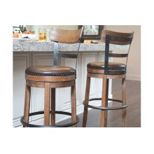 Tall UPH Swivel Barstool(1/CN)