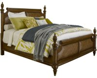 Amalie Bay King Panel Bed Product Image