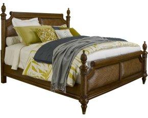 Amalie Bay Panel Bed