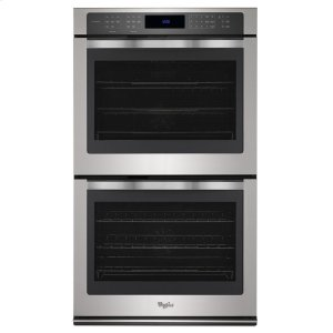 Whirlpool10.0 cu. ft. Double Wall Oven with Digital Controls