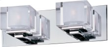 Cubic 2-Light Bath Vanity