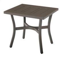 Emerald Home Chatham II Rectangular End Table Cappuccino Ot1062-01