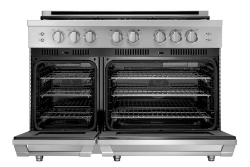 "48"" Heritage Gas Pro Range, Color Match Natural Gas/High Altitude"