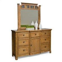 Ranchero Dresser Mirror
