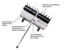 Lawn Dethatcher PAS Attachment -
