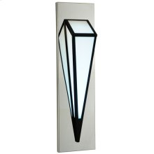 "36""H x 9.5""W Morton LED Outdoor Wall Sconce"