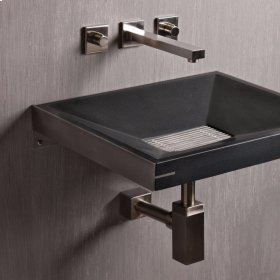 Sync System Hardware Right Sink and Countertop Bracket / Stainless Steel