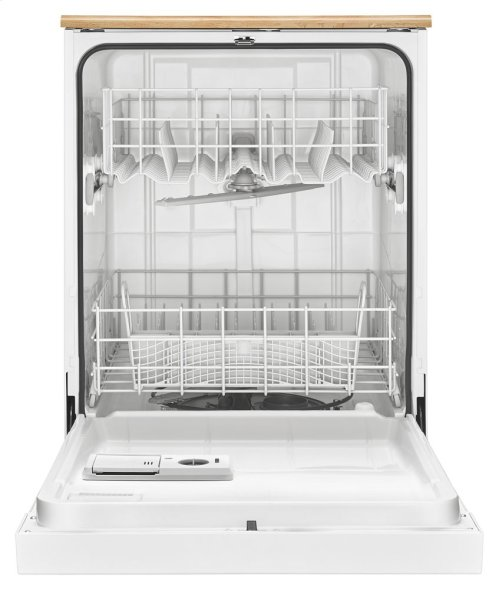 Portable Dishwasher With The 1-Hour Wash Cycle