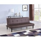 Casual Brown Sofa Bed Product Image