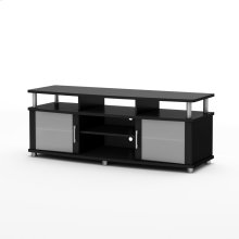 TV Stand for TVs up to 60'' - Pure Black