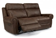 Forrest Fabric Power Reclining Sofa with Power Headrests