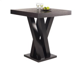 Madero Bar Table - Espresso