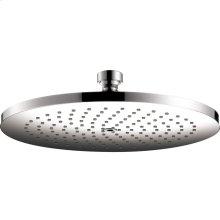 Chrome Overhead shower 240 1jet 1.75 GPM