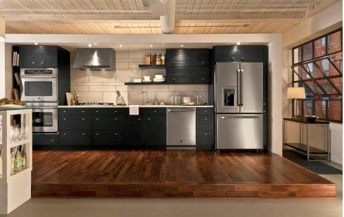 "GE Cafe™ Series 30"" Designer Hood"