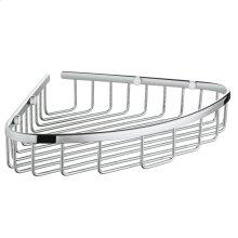 Large Shower Corner Basket - Projects Model - Polished Chrome