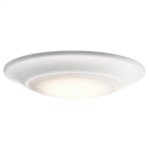 Downlight LED 3000K T24 24pk WH