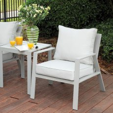 Cordelia Patio Arm Chair Product Image